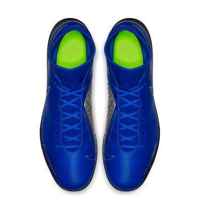 Foto van Nike Phantom Vision Club Dynamic Fit IC Blauw