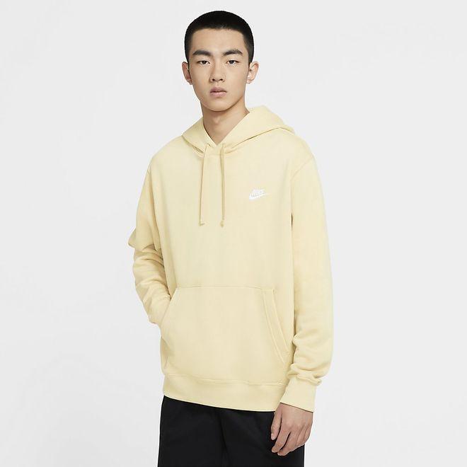 Afbeelding van Nike Sportswear Club Fleece Hoodie Coconut Milk