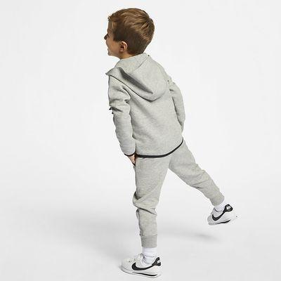 Foto van Nike Sportswear Tech Fleece Little Kids Dark Grey Heather