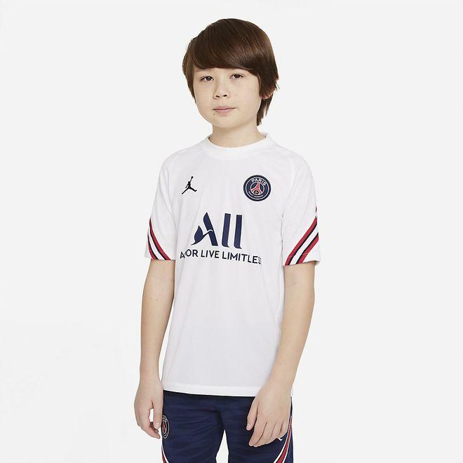 Afbeelding van Paris Saint-Germain Strike Zomerset Kids White Midnight Navy