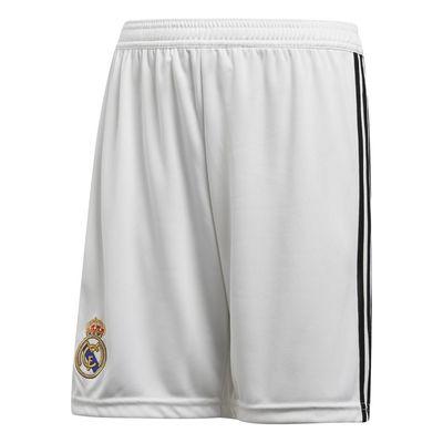 Foto van Real Madrid Thuisshort Kids