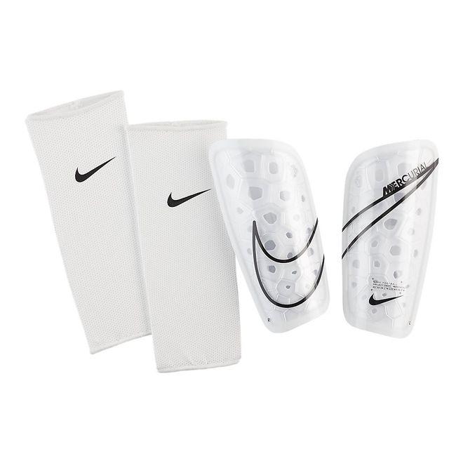 Afbeelding van Nike Mercurial Lite Scheenbeschermers White