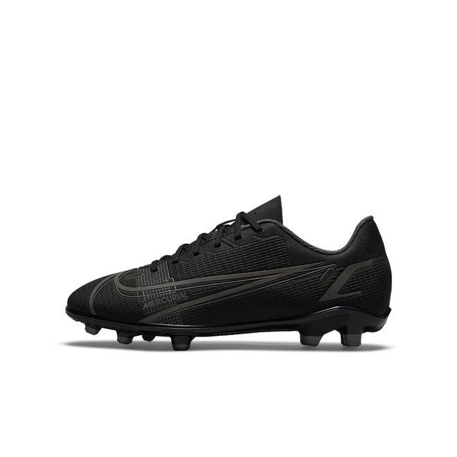 Afbeelding van Nike Mercurial Vapor 14 Club FG/MG Kids Black Iron Grey