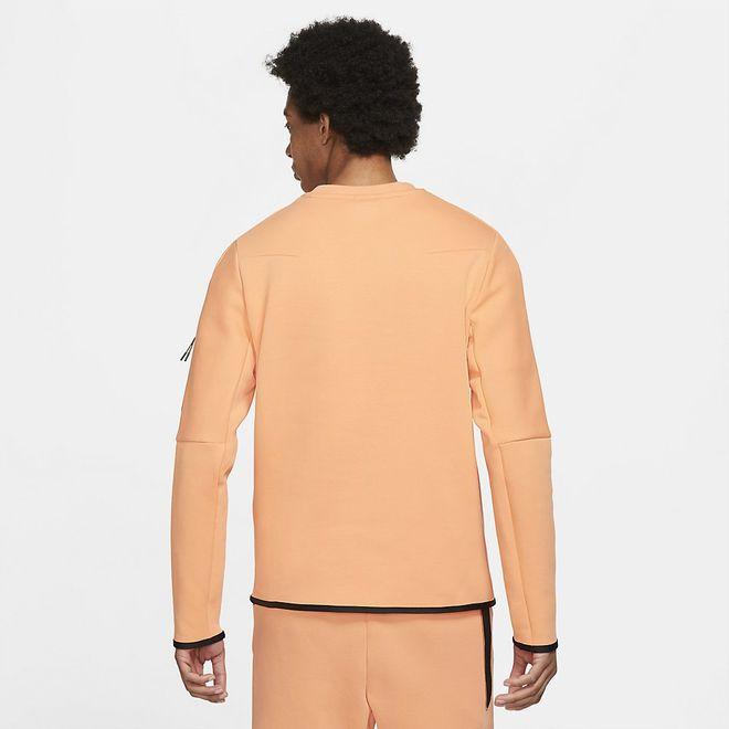 Afbeelding van Nike Sportswear Tech Fleece Sweater Orange Frost