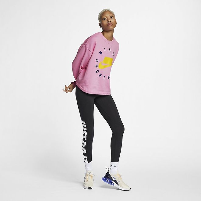 Afbeelding van Nike Court Sportswear sweater WMNS Pink