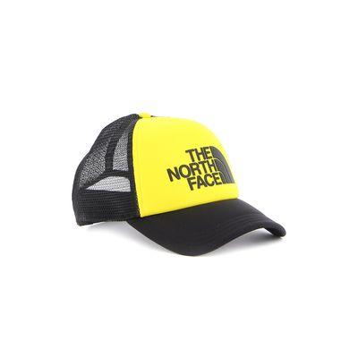 Foto van The North Face Trucker Cap Black Lemon
