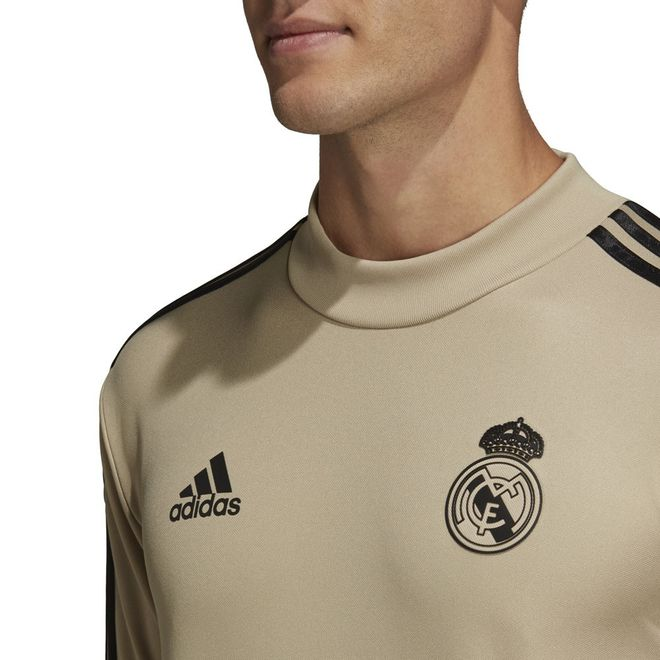 Afbeelding van Real Madrid Trainingsset Raw Gold