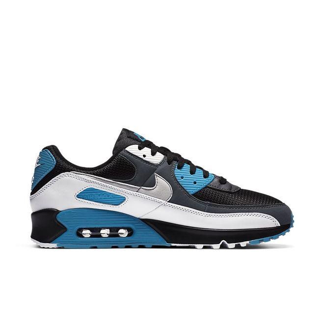 Afbeelding van Nike Air Max 90 Reverse Laser Blue