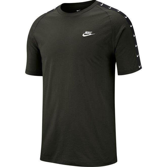 Afbeelding van Nike T-Shirt Swoosh 2 Seqoia