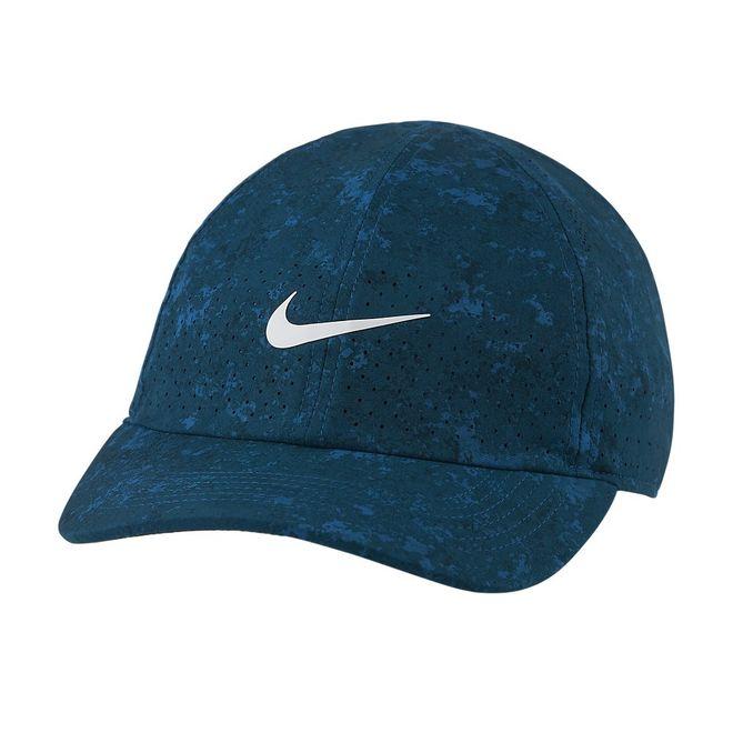 Afbeelding van Nike Court Advantage Cap Green Abyss