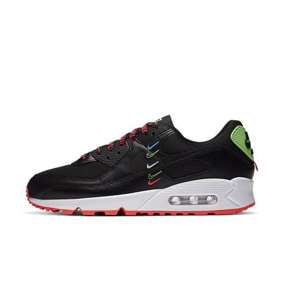 Foto van Nike Air Max 90 SE Black Flash Crimson