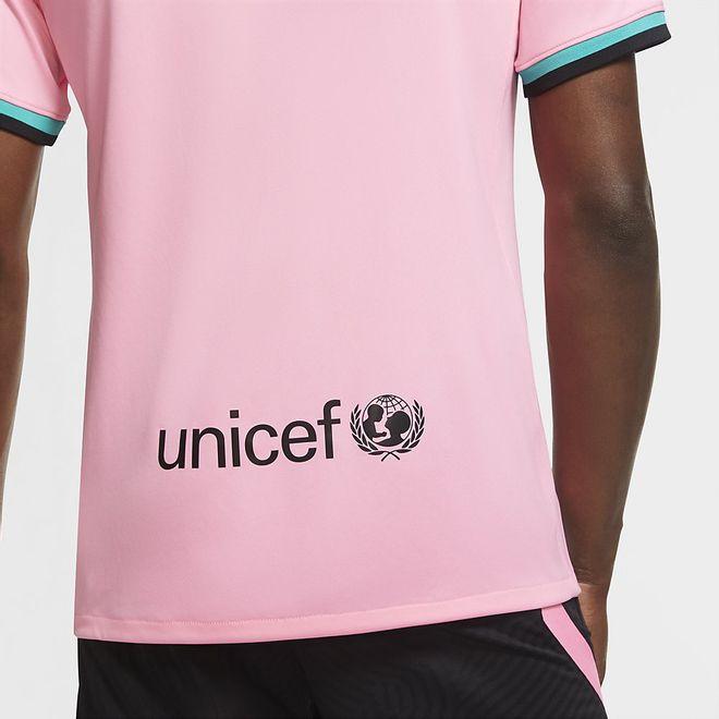 Afbeelding van FC Barcelona 2020/21 Stadium Derde Voetbalshirt Pink
