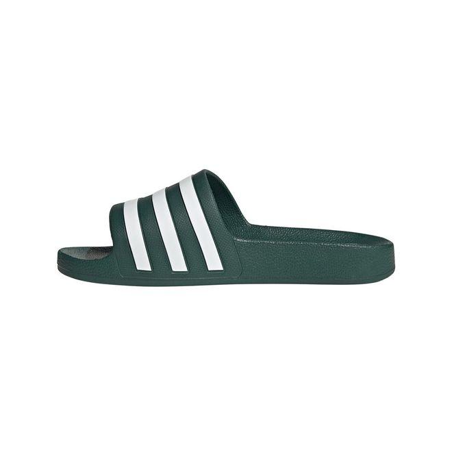 Afbeelding van Adidas Adilette Aqua Slippers Collegiate Green