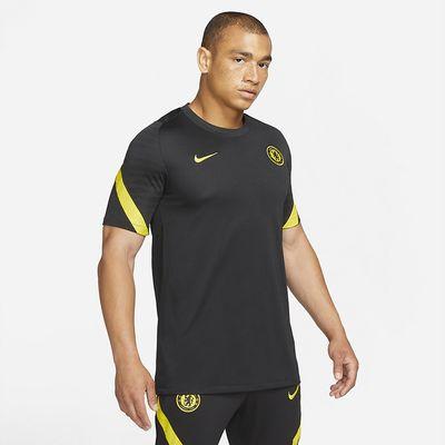 Foto van Chelsea FC Strike Zomerset Black Opti Yellow