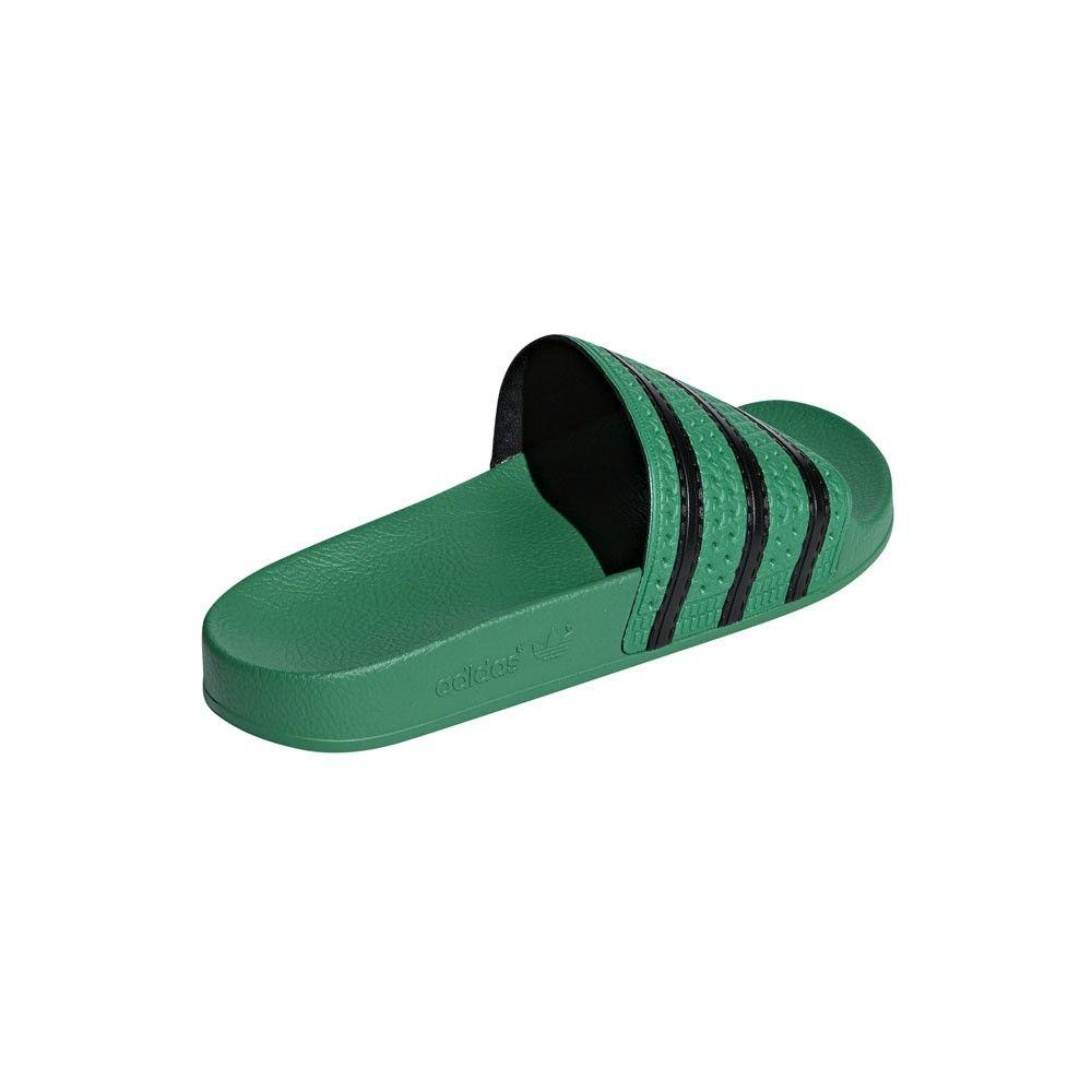 Adidas Adilette Slippers Bold Green