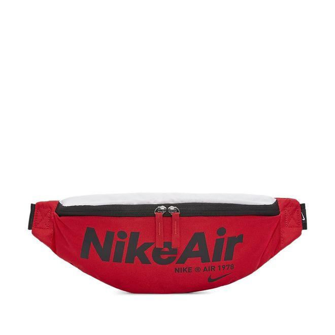 Afbeelding van Nike Sportswear heritage 2.0 Fanny Pack Red