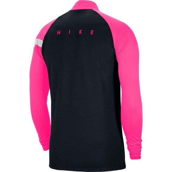 Afbeelding van Nike Academy Pro Dry-Fit Drill Set Kids Black Hyper Pink