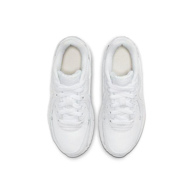 Afbeelding van Nike Air Max 90 Kids White