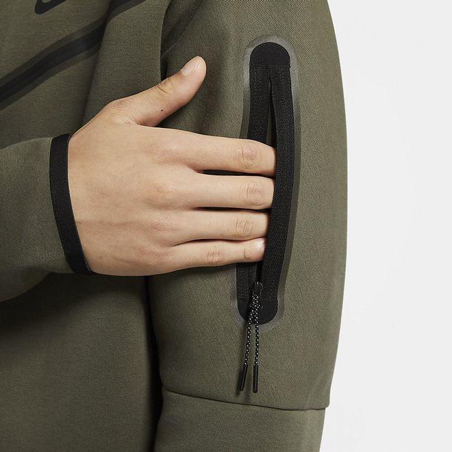 Afbeelding van Nike Sportswear Tech Fleece Hoodie Twilight Marsh
