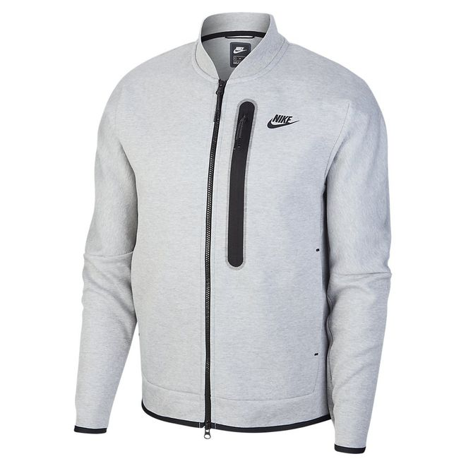 Afbeelding van Nike Sportswear Tech Fleece Bomberjack Dark Grey Heather