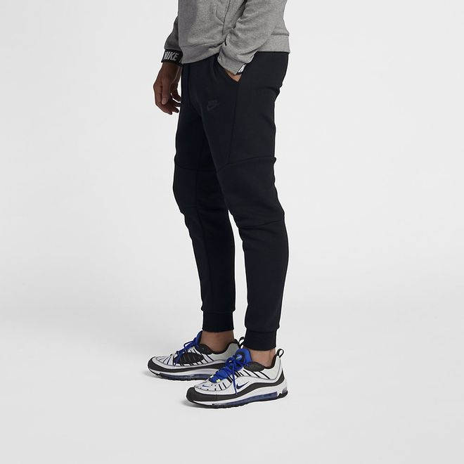 Afbeelding van Nike Tech Fleece Pant Black