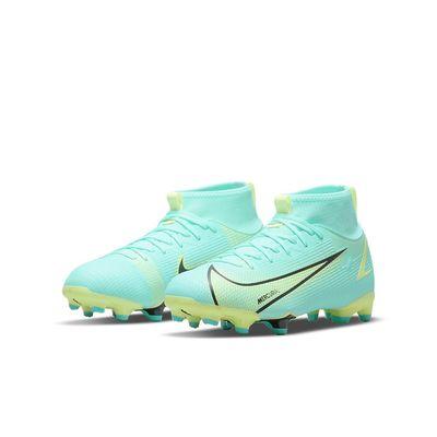 Foto van Nike Mercurial Superfly 8 Academy MG Kids Dynamic Turquoise