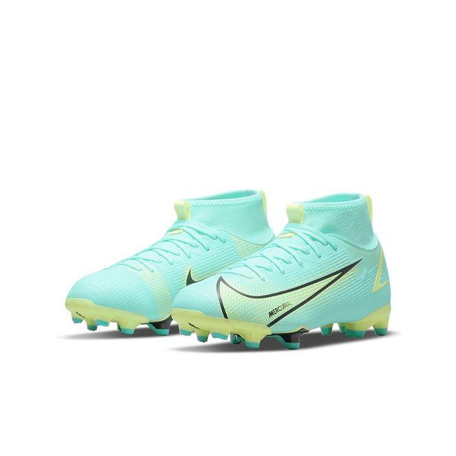 Afbeelding van Nike Mercurial Superfly 8 Academy MG Kids Dynamic Turquoise