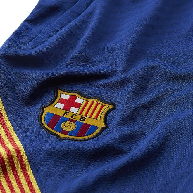 Afbeelding van FC Barcelona Strike Zomerset Kids Noble Red