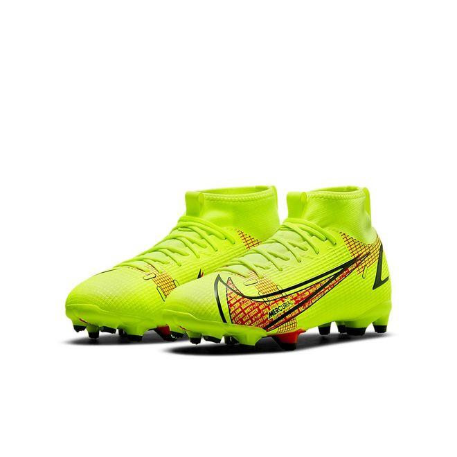 Afbeelding van Nike Mercurial Superfly 8 Academy FG Kids Volt