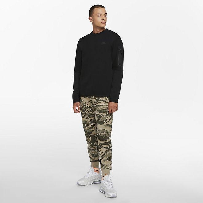Afbeelding van Nike Sportswear Tech Fleece Sweater Black