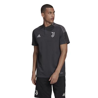 Foto van Juventus Polo Set Carbon