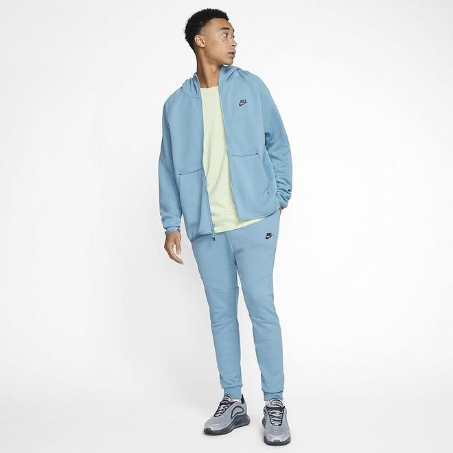 Afbeelding van Nike Sportswear Tech Fleece Hoodie Cerulean