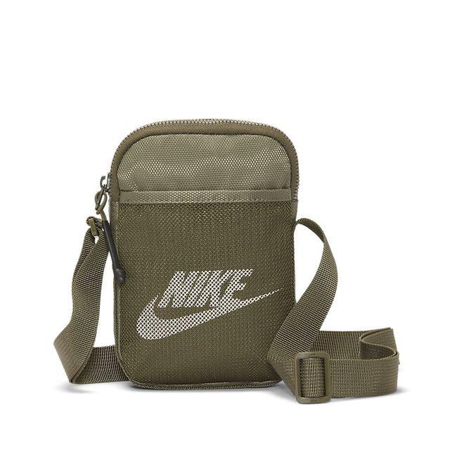 Afbeelding van Nike Sportswear Heritage Crossbodytas Medium Olive