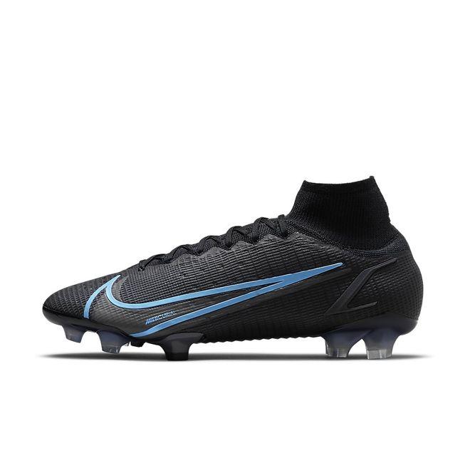 Afbeelding van Nike Mercurial Superfly 8 Elite FG Black Iron Grey