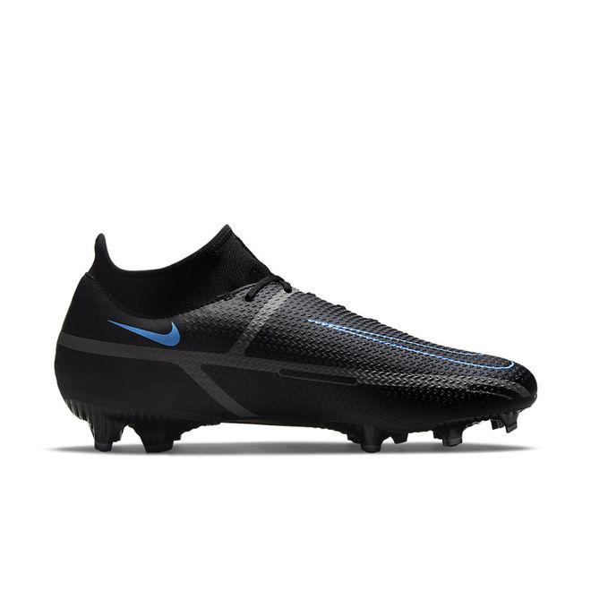 Afbeelding van Nike Phantom GT2 Academy DF FG Black Iron Grey