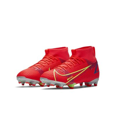 Foto van Nike Mercurial Superfly 8 Academy MG Kids Bright Crimson