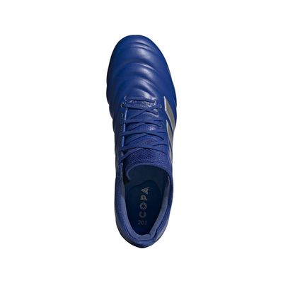 Foto van Adidas Copa 20.1 FG Team Royal Blue