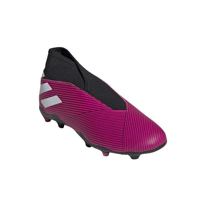 Afbeelding van Adidas Nemeziz 19.3 LL FG Kids Shock Pink