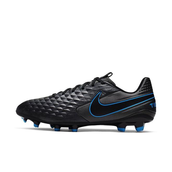 Afbeelding van Nike Legend 8 Academy FG Black-Blue Hero