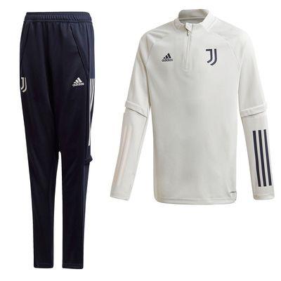 Foto van Juventus Trainingsset Kids Orbit Grey