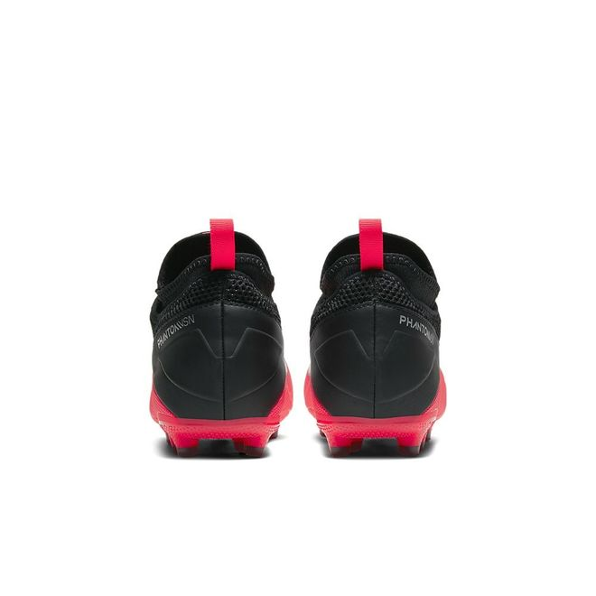 Afbeelding van Nike Phantom Vision Academy Dynamic Fit 2 FG Kids Laser Crimson