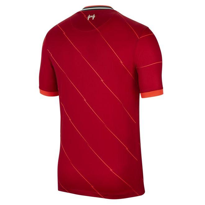 Afbeelding van Liverpool FC Stadium Thuis Shirt Gym Red