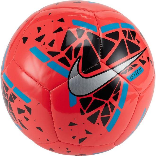 Afbeelding van Nike Pitch Voetbal Laser Crimson