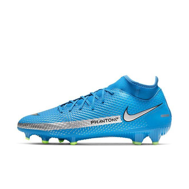 Afbeelding van Nike Phantom GT Academy DF FG Fhoto Blue