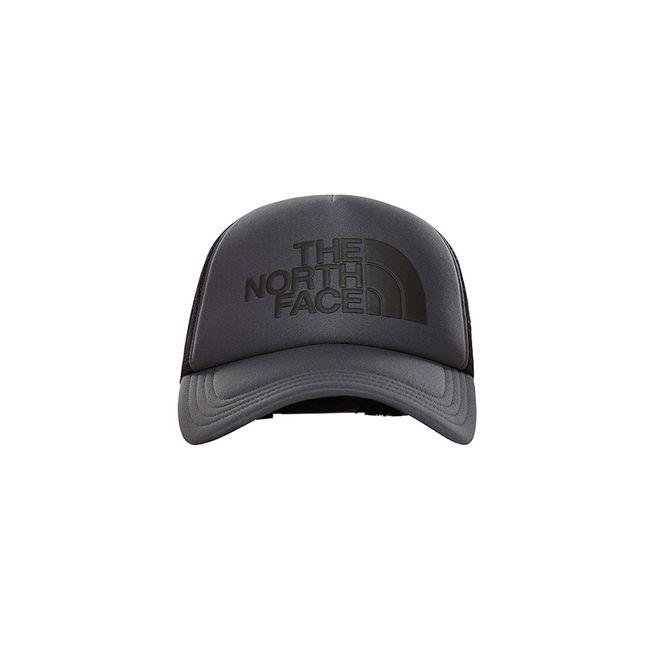 Afbeelding van The North Face Trucker Cap Black Asphalt Grey
