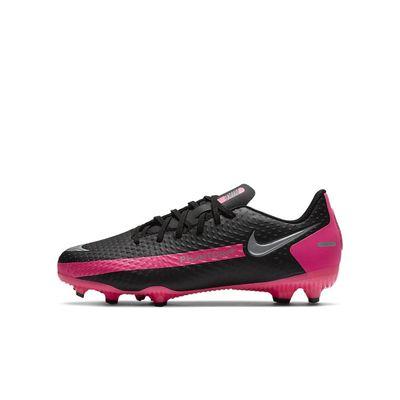 Foto van Nike Phantom GT Academy FG Kids Black Pink