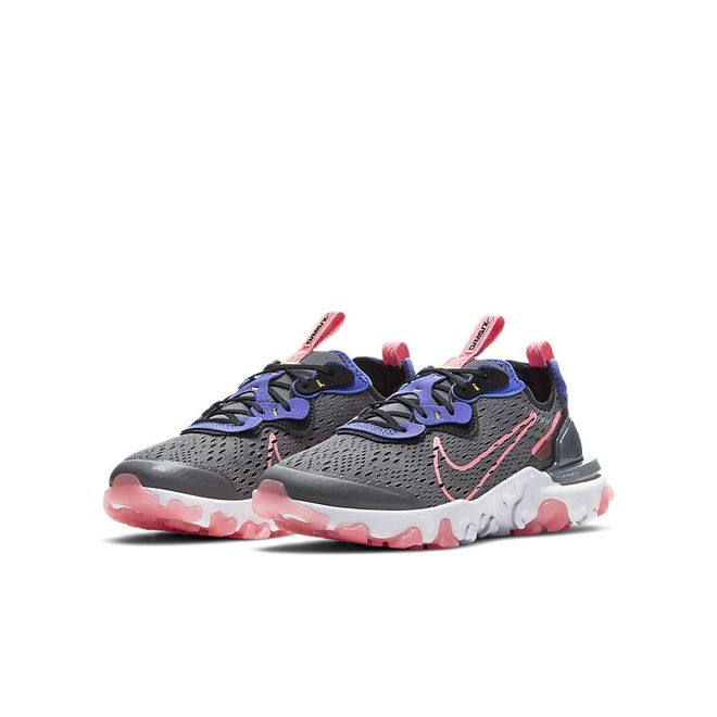 Afbeelding van Nike React Vision Kids Smoke Grey