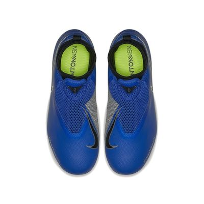 Foto van Nike Phantom Vision Academy Dynamic Fit MG Kids Blauw