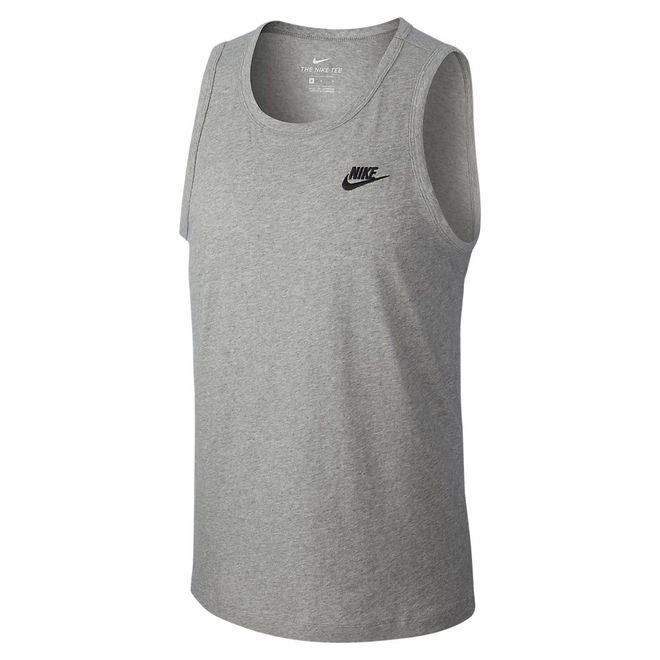 Afbeelding van Nike Sportswear Heritage Tanktop Dark Grey Heather