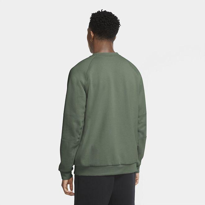 Afbeelding van Nike Sportswear Modern Fleece Sweater Spiral Sage